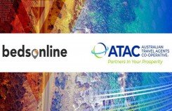 Bedsonline signs preferred partnership with Australian Travel Agent Co-operative (ATAC)